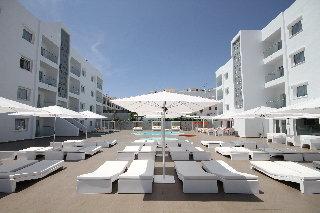 Ibiza Sun Apartments - hoteles en Ibiza/ Playa d'en Bossa