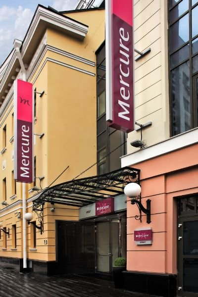 Mercure Arbat Moscow in Moscow, Russia