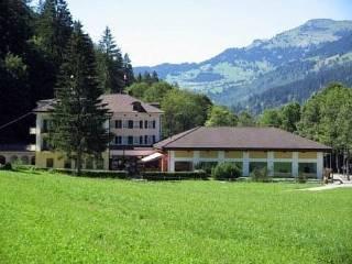Bad Serneus in Davos, Switzerland