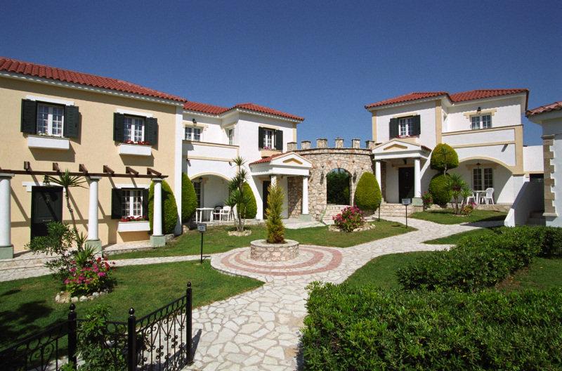 Anagenessis Village in Zante, Greece