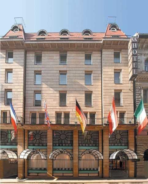 K + K  Hotel Opera in Budapest, Hungary