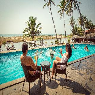 Riva Beach Resort Lodgings In North Goa