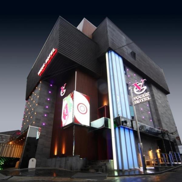 Shinchon Aida Hotel (Formerly Vogue Hotel)