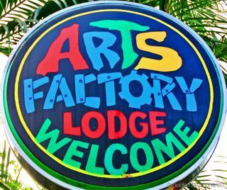 Arts Factory Lodge