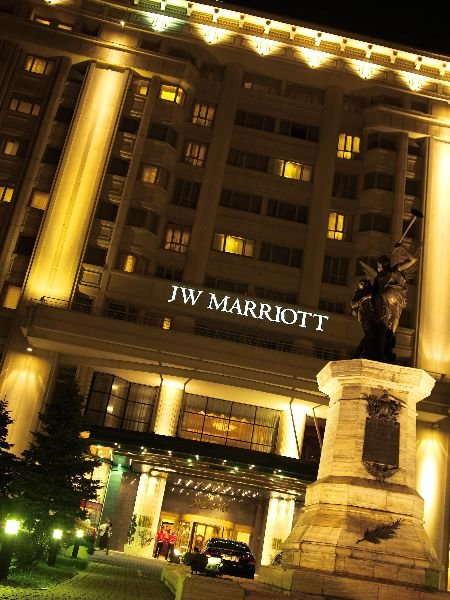 JW Marriott Bucharest Grand Hotel in Bucharest, Romania
