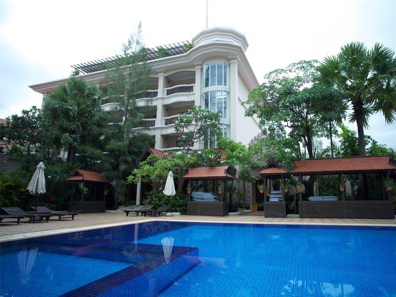Indradevi Angkor Hotel & Spa