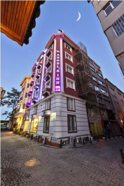 Angels Inn Sultanahmet in Istanbul, Turkey