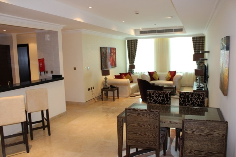 Aparthotel adagio premium west bay doha hotel en doha for Adagio accor hotel