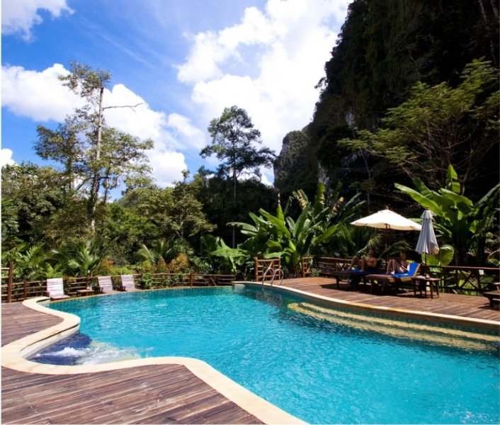 Ao Nang Cliff View Resort  (Formerly Cliff View Ao Nang Resort)