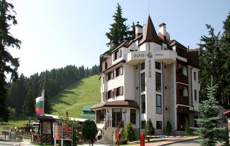 Alpin in Borovets, Bulgaria