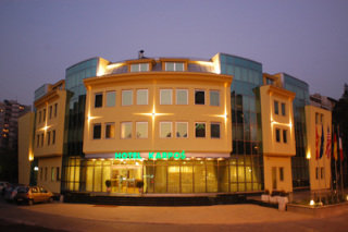 Karpos Hotel in Skopje, Macedonia