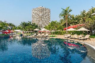碧武里諾富特華欣七岩海灘度假酒店