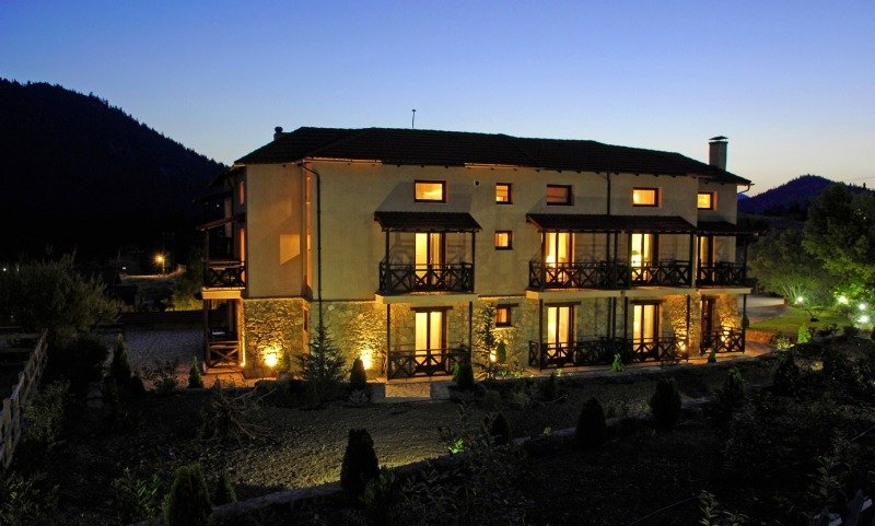 Boutique Hotel Skamnos in Central and North Greece, Greece