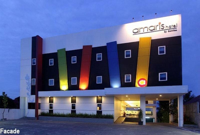 帕朗卡拉亞阿馬裡斯酒店