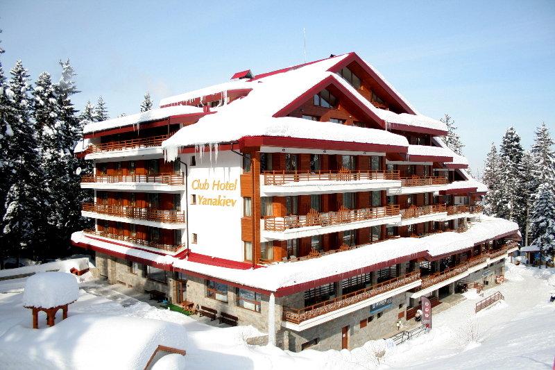 Yanakiev Club Hotel in Borovets, Bulgaria