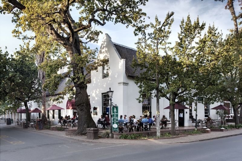 The Stellenbosch Hotel
