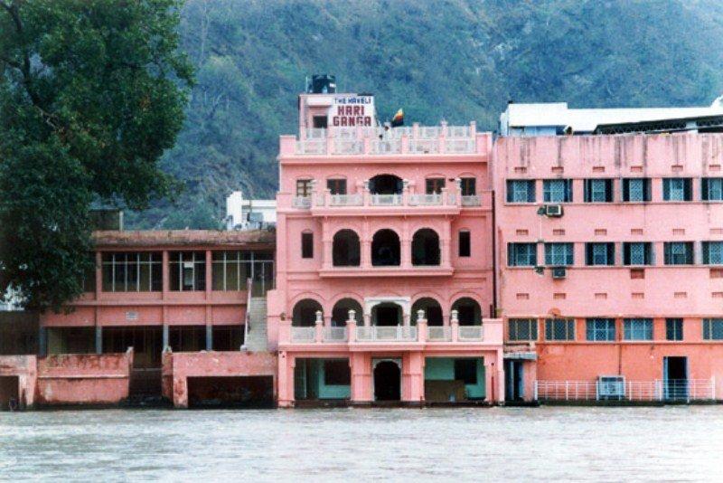 The Haveli Hari Ganga Haridwar in Haridwar, India