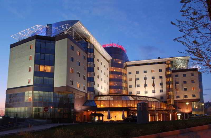 Renaissance Samara Hotel in Samara, Russia