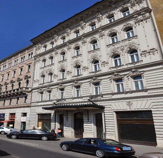 Nemzeti Budapest Hotel in Budapest, Hungary