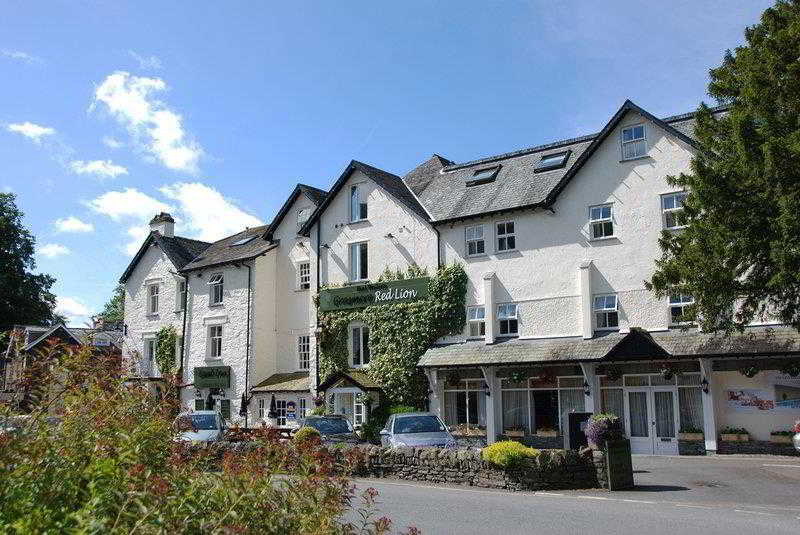 Best Western Grasmere Red Lion Hotel Grasmere