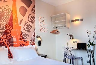 Hotel alpha paris tour eiffel by patrick for Design hotel alpha paris tour eiffel