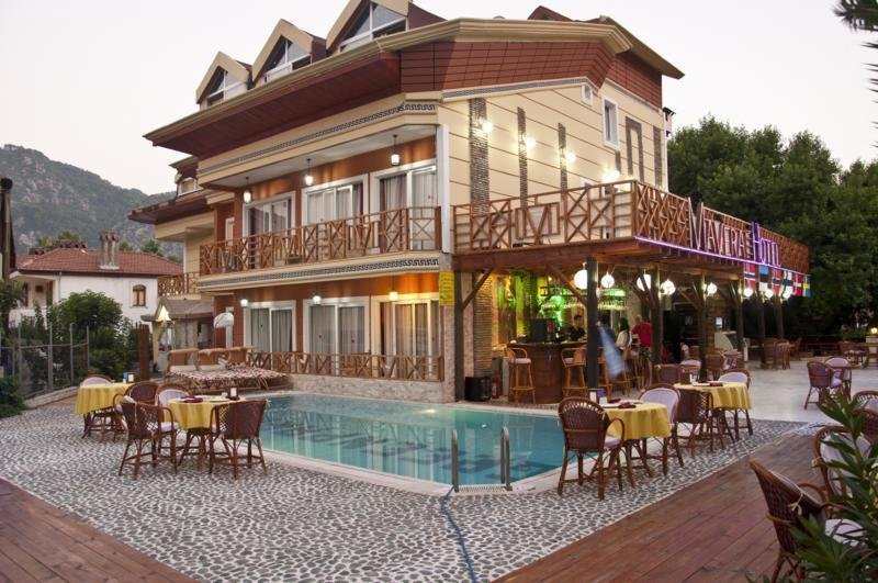 Mavera Boutique Hotel in Marmaris, Turkey
