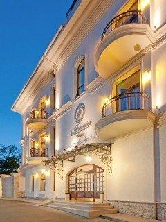 Villa le Premier in Odessa, Ukraine