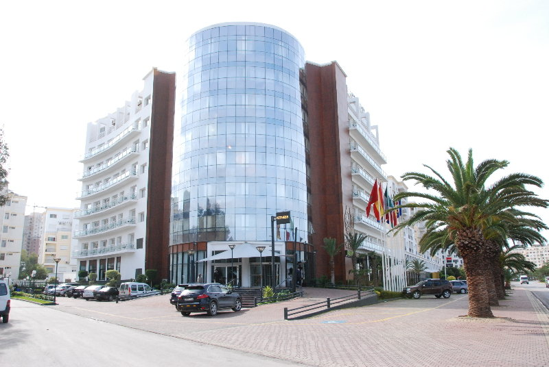 Cesar hotel & spa in Tangiers, Morocco