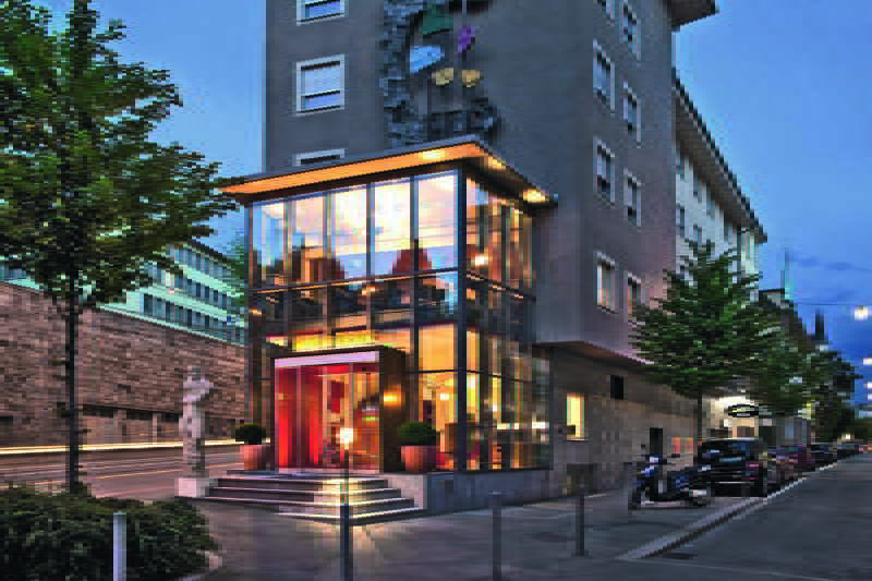 Hotel Du Theatre in Zurich, Switzerland