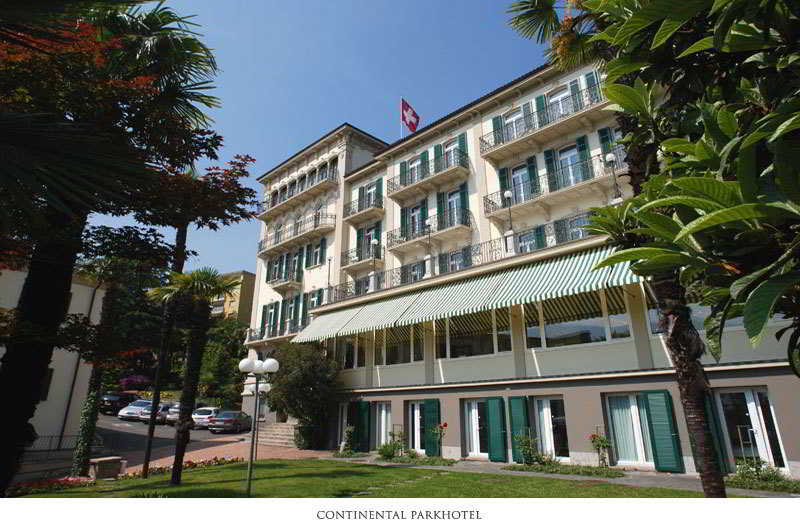 Continental ParkHotel Lugano