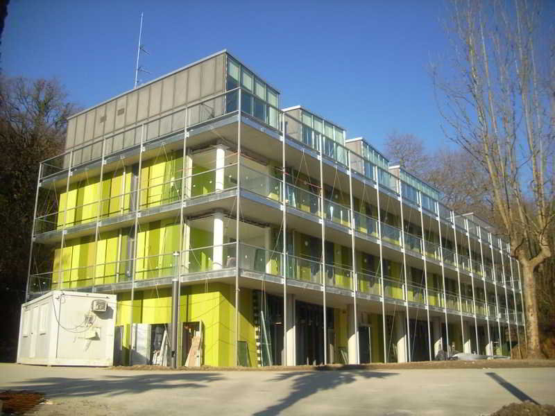 Hostal Green Nest Hostel Uba Aterpetexea
