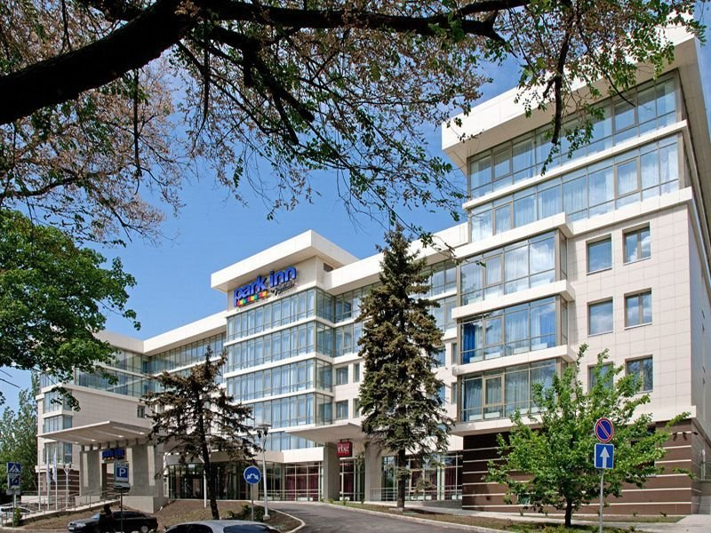 Park Inn By Radisson in Donetsk, Ukraine