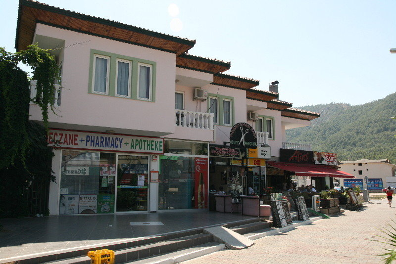 Imperial Apartments in Marmaris, Turkey