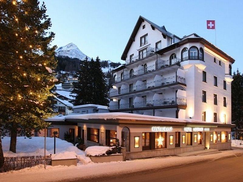 Meierhof in Davos, Switzerland