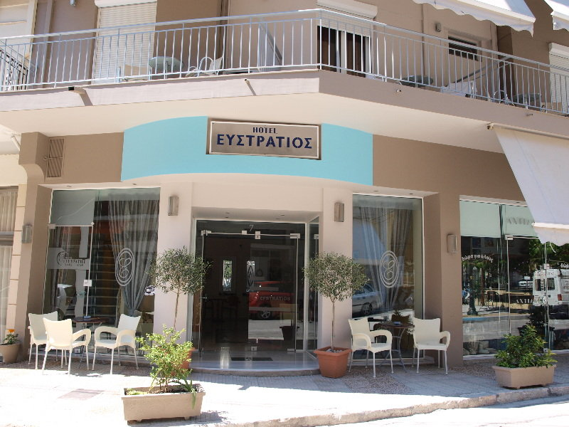 Efstratios Hotel in Central and North Greece, Greece