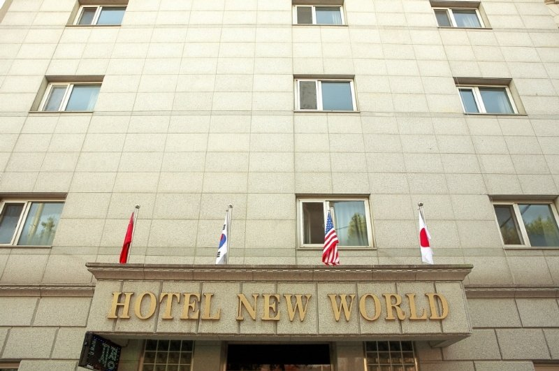 New World Hotel Itaewon in Seoul, South Korea