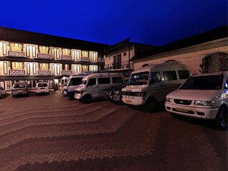 Nahar's Nilgiris Hotel in Ooty, India