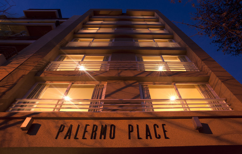 Palermo Place in Buenos Aires, Argentina