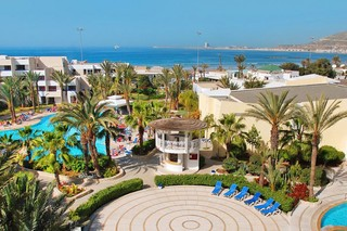 Dunes D'or Premium Beach Club in Agadir, Morocco
