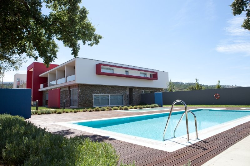 Hotel santa margarida oleiros viajes olympia madrid for Gimnasio oleiros