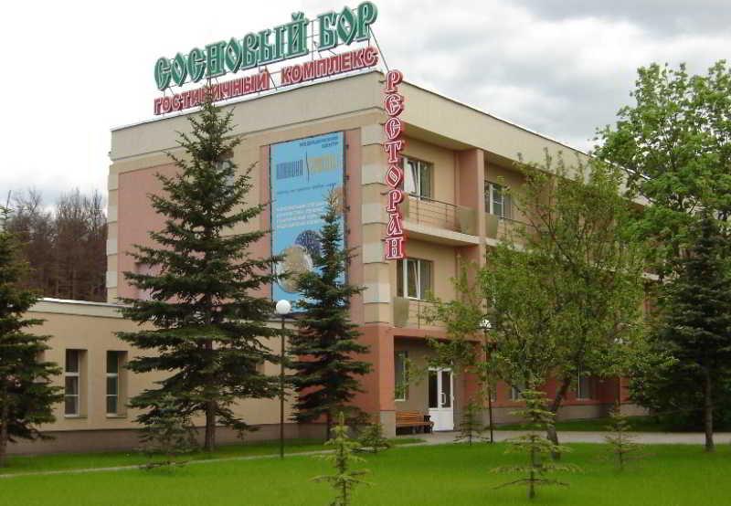 Sosnoviy Bor in Ivanovo, Russia