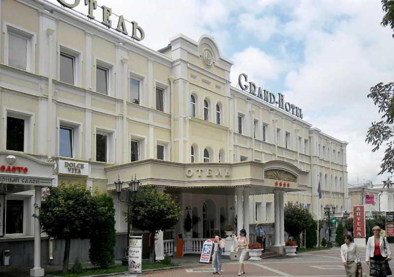 Grand Hotel in Kislovodsk, Russia
