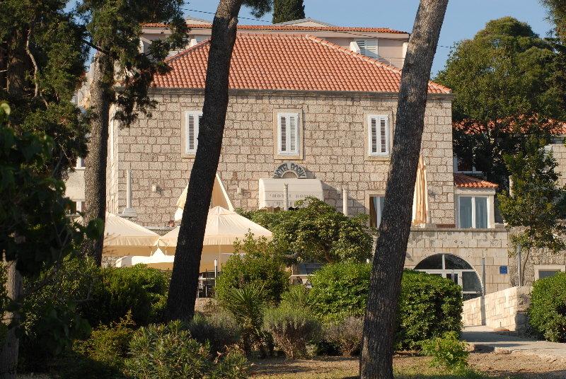Borik Hotel in Dubrovnik, Croatia