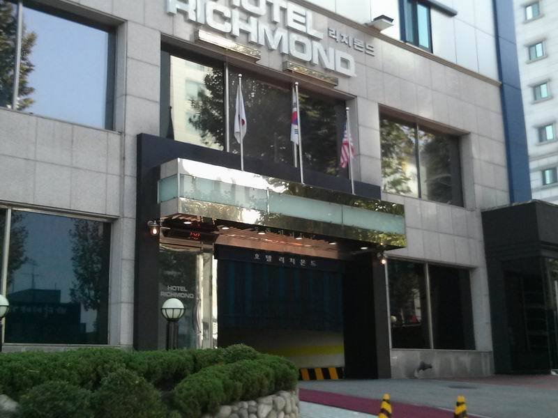 Richmond Hotel in Seoul, South Korea