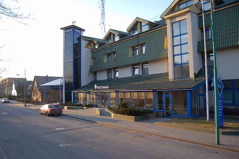 Best Baltic Hotel Palanga in Klaipeda, Lithuania
