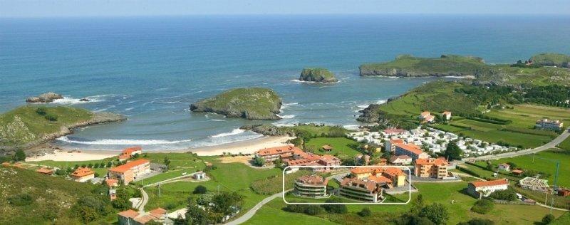 Apartamentos albatros hotel en llanes viajes el corte for Estancia en llanes