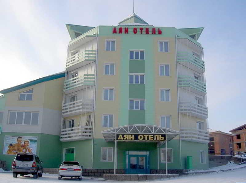 Ayan Hotel in Ulan-Ude, Russia