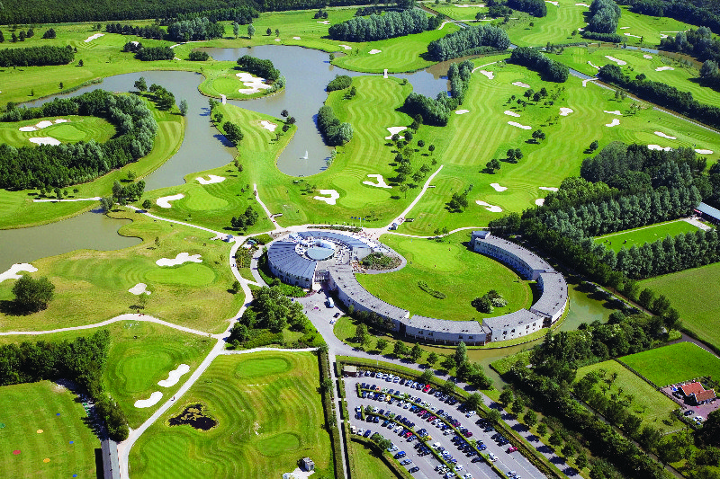 Hampshire Golfhotel Waterland