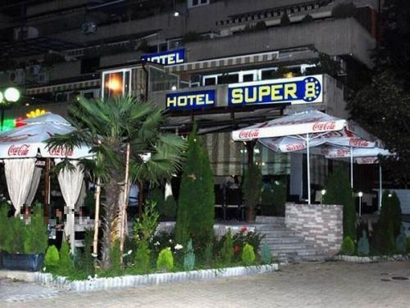 Super 8 Hotel in Skopje, Macedonia