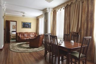 Slavyanka Hotel Moscow